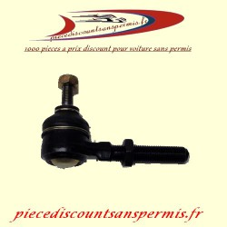 Rotule de direction conique pour ancienne aixam microcar et nombreux modeles